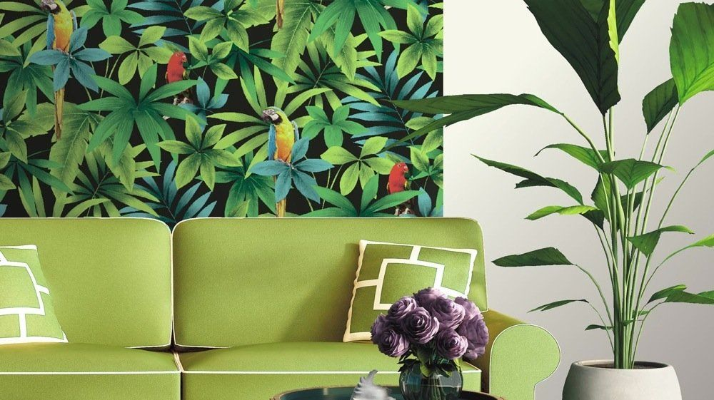comment apprivoiser la d co tropicale id es maison nan s pinterest tropical deco et. Black Bedroom Furniture Sets. Home Design Ideas