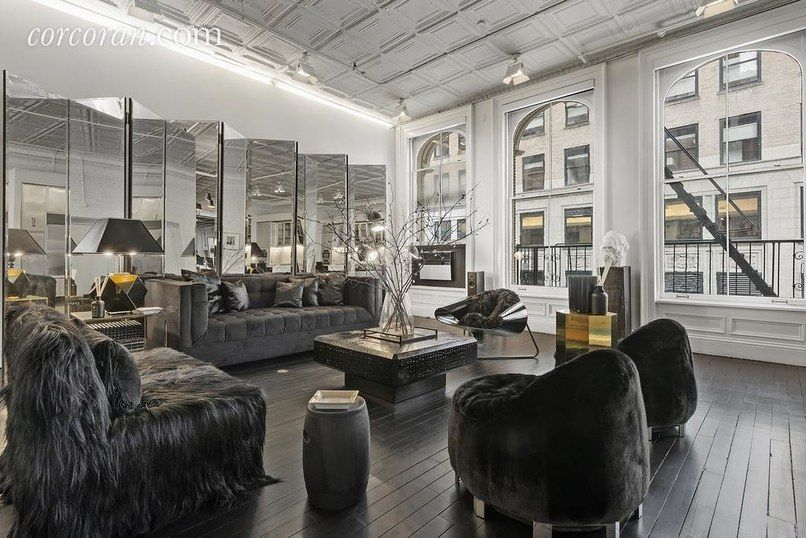 Alexander Wangu0027s Tribeca Apartment, New York (Photo Courtesy Of Corcoran)