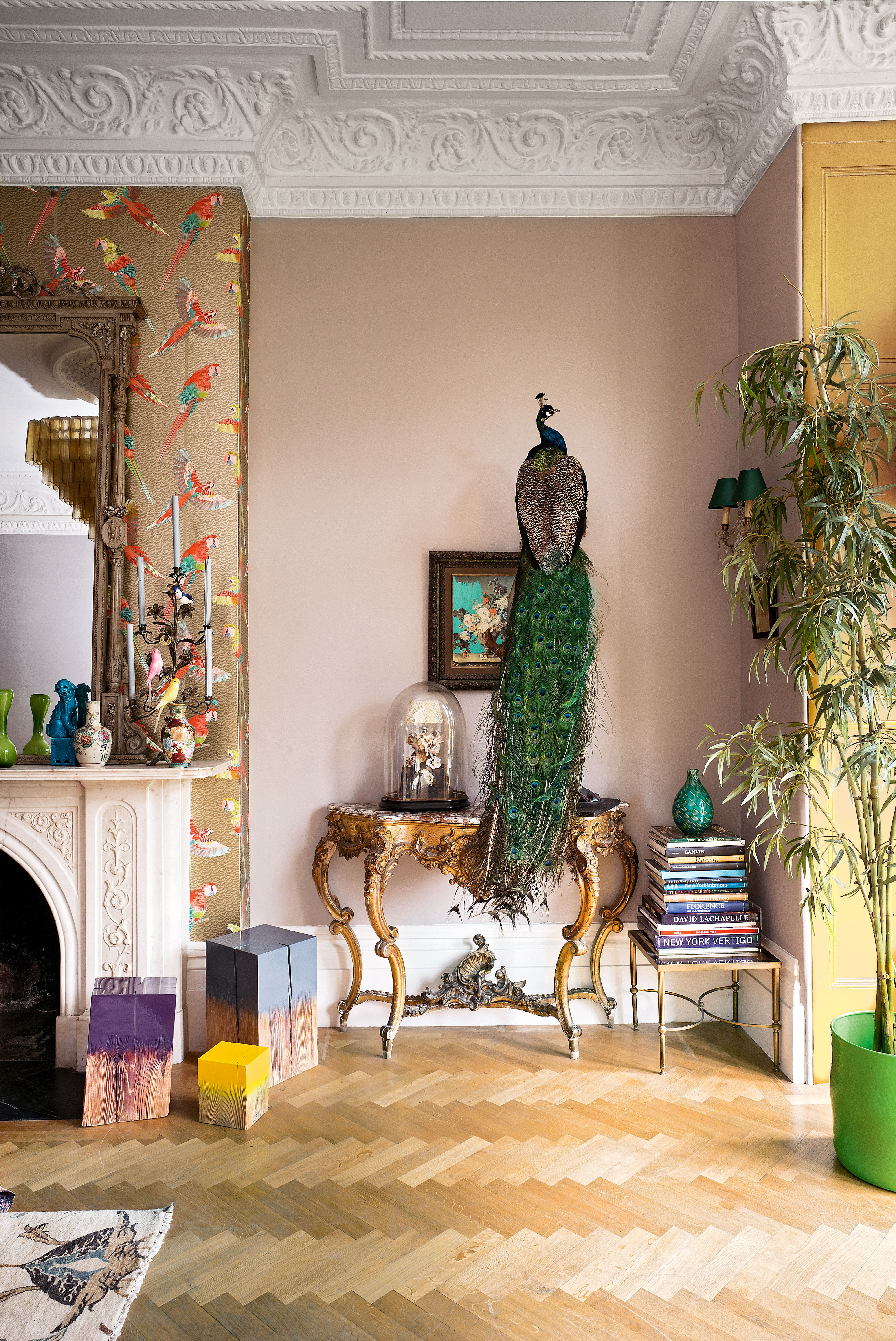 Matthew Williamson s home features in this month s Living Etc