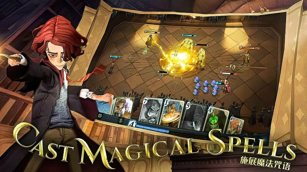 Harry Potter Magic Awakened Mobile Game In The Works Harry Potter Magic Harry Potter Rpg Harry Potter