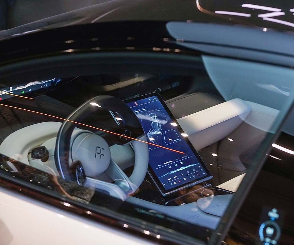 Faraday Future Ff 91 Interior Jpg 1000 833 Faraday Future Tesla Model X Car Interior Design