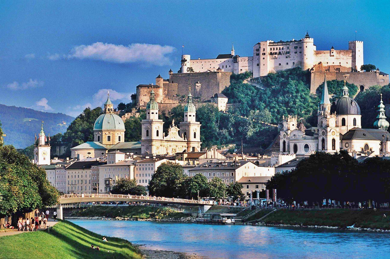Salzburg, Austria - done :)   Salzburg austria, Austria travel salzburg,  Salzburg