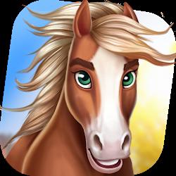 اسطورة الخيول Horse Legends Epic Ride Game Horses Epic Riding