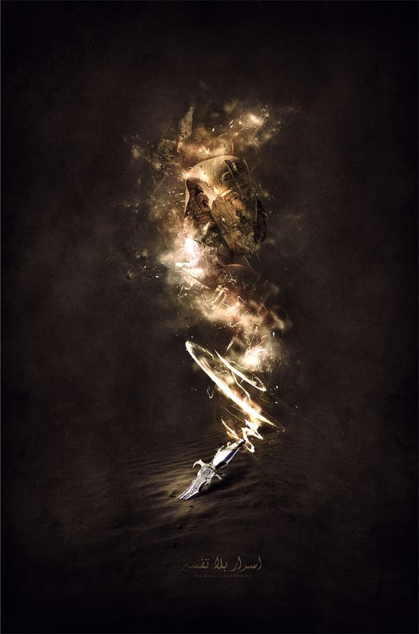 Unexplained Mysteries by Kevin Roodhorst, via Behance ...
