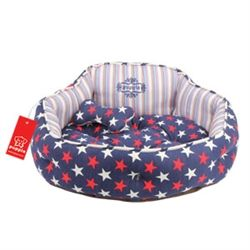 Starry House Bed in Navy