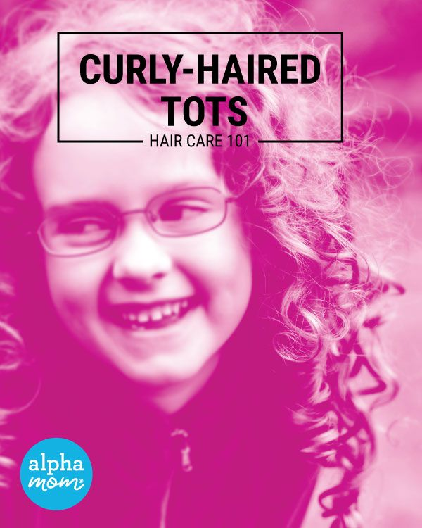 Hair Care 101 For Curly Haired Tots Toddler Curly Hair Curly