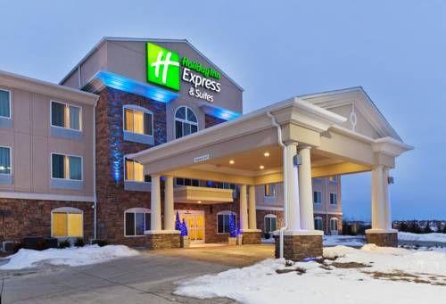 Holiday Inn Express Suites Omaha I 80 Gretna Nebraska