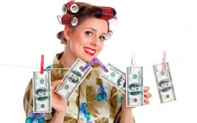 где взять денег в декрете