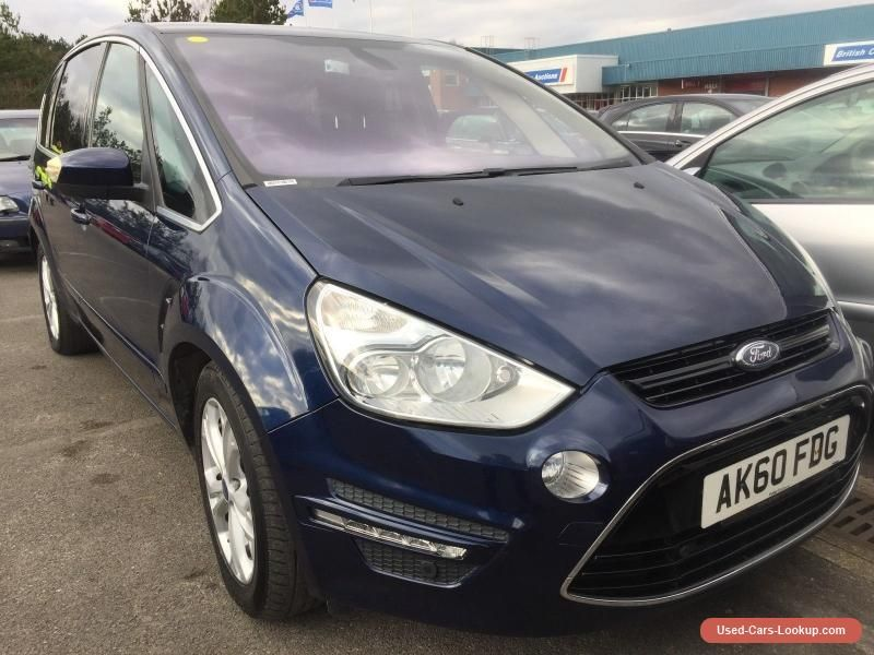 Car For Sale 60 Ford S Max 2 0 Tdci 140 Titanium P Shift Sat Nav Climate Alloys 7 Seats