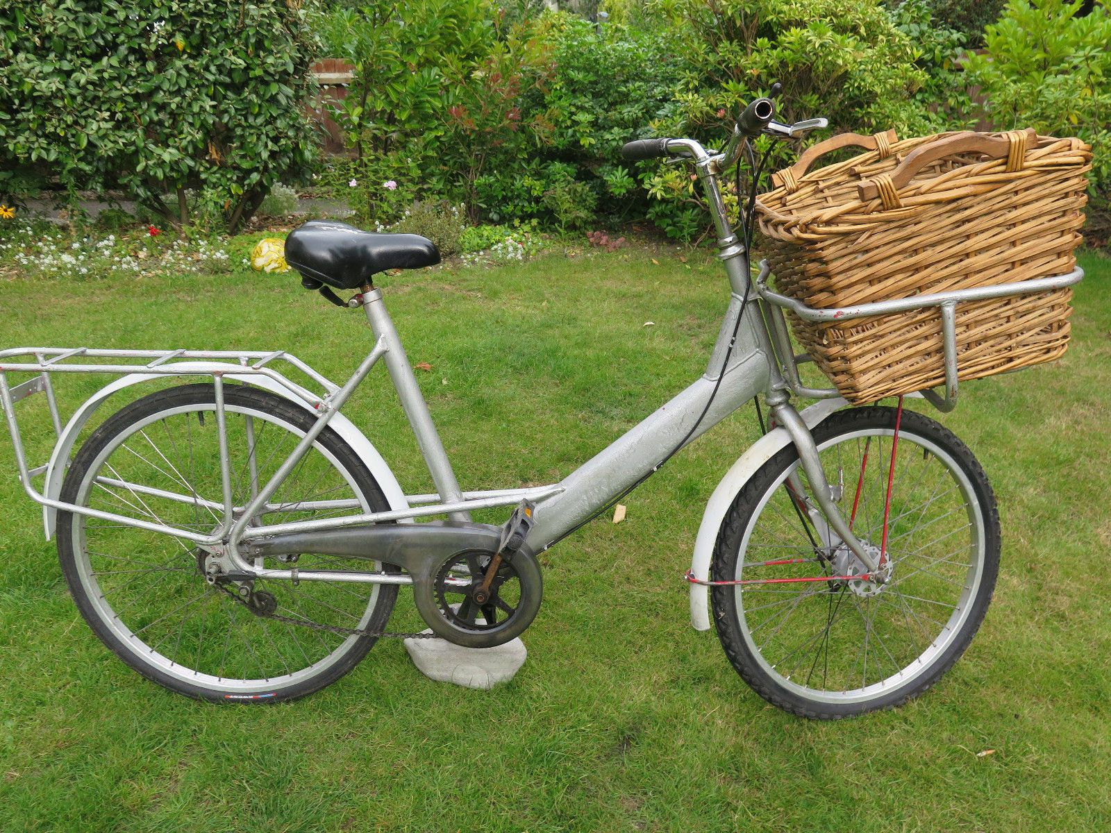 Pashley Pronto Trade Bicycle With Large Basket Vintage Retro Bike