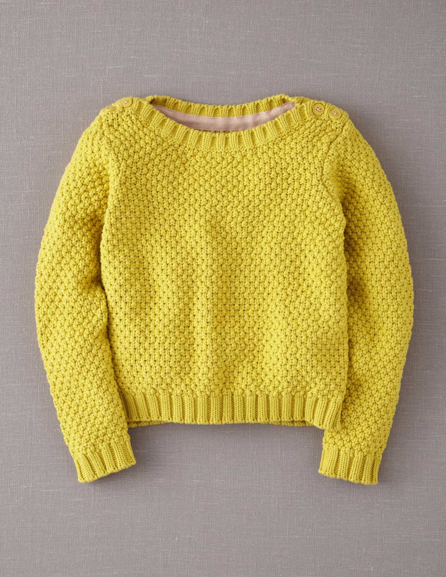 Textured Jumper Boden Kids Clothes Baby Knitting Cute