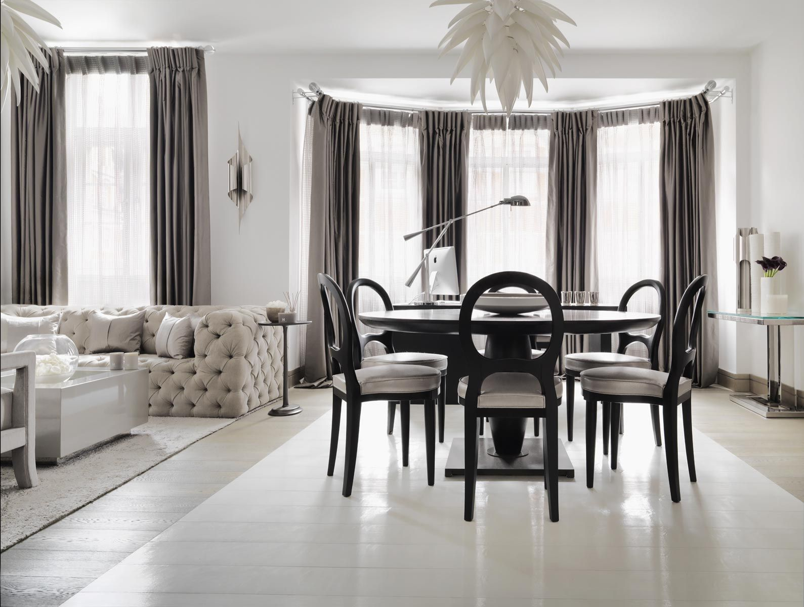 Curtain designs living room - Find This Pin And More On Kelly Hoppen Design Inspiration