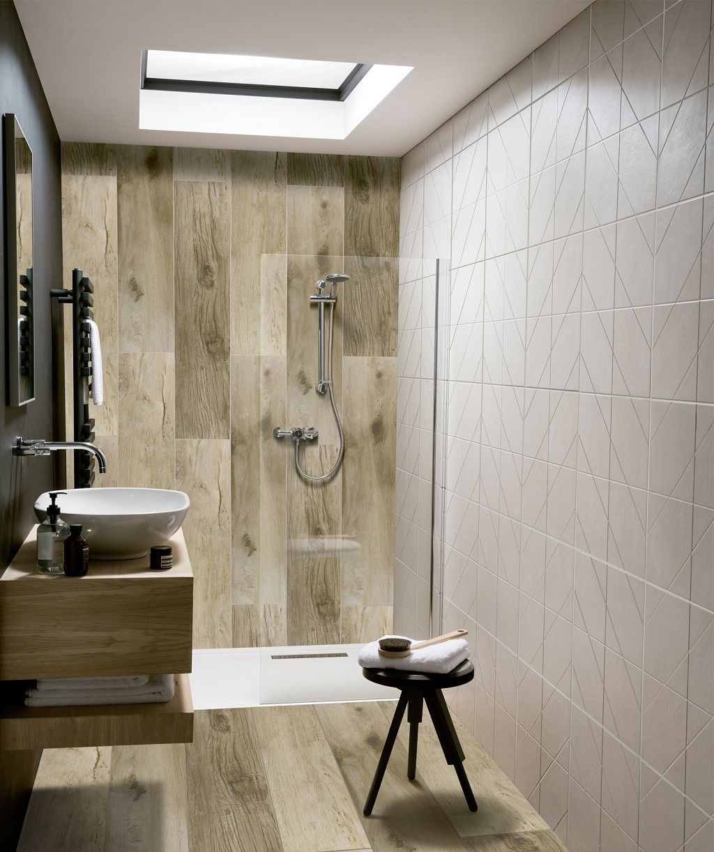 kanzi™ natural tile  wood effect tiles tiles bathroom