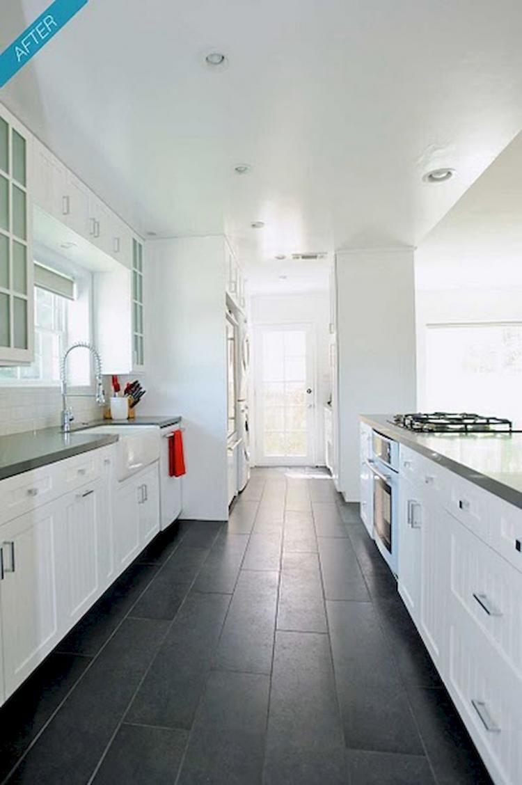 gorgeous kitchen floor tiles design ideas with images