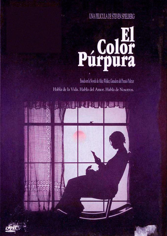 El color púrpura de Alice Walker. Narrativa (256) | Estantería para ...