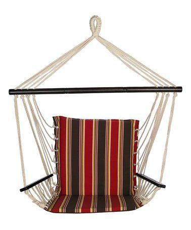 New Nantucket Stripe Metro Hammock Chair zulilyfinds Simple Elegant - Awesome standing hammock chair Picture