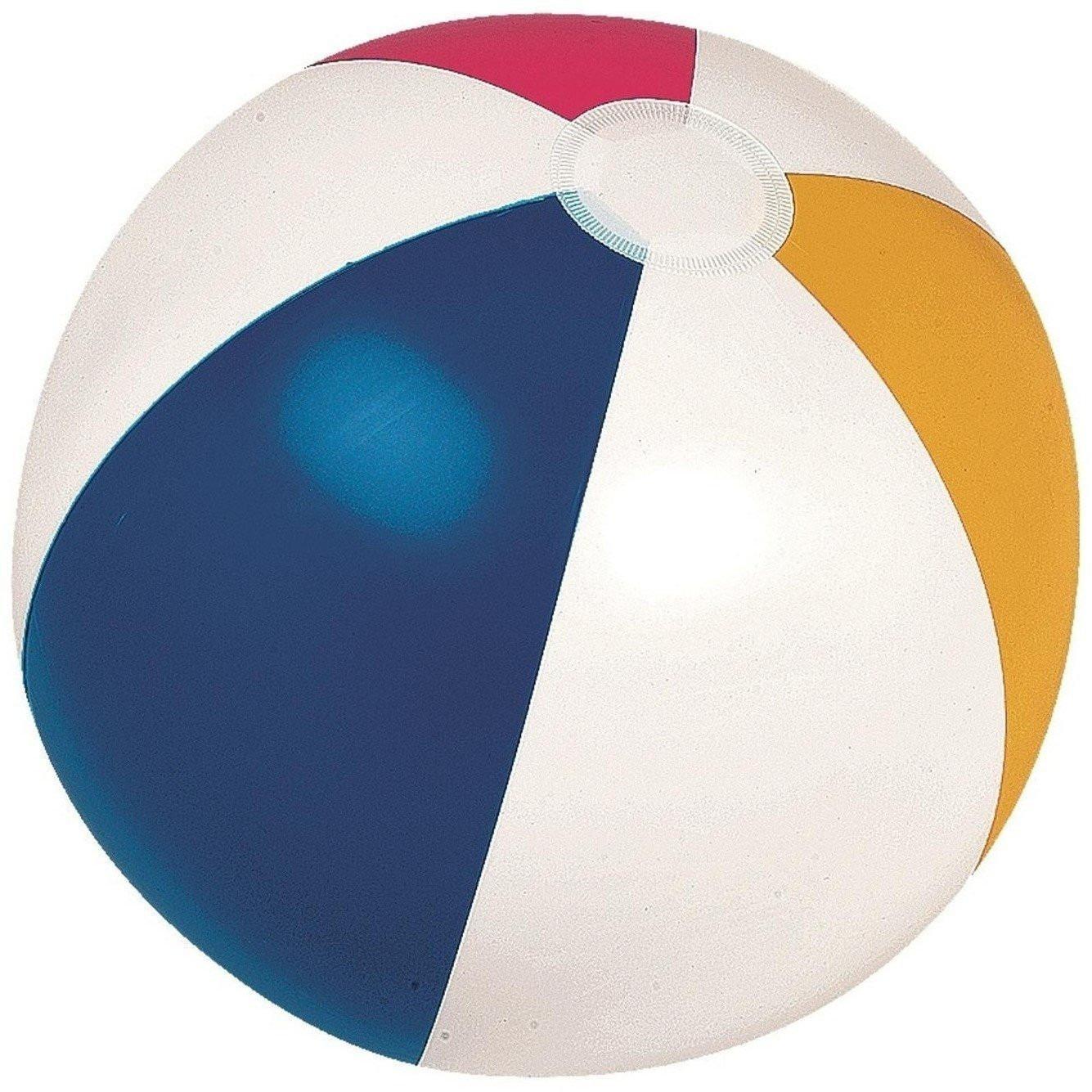 Jilong 20 Classic Inflatable 6 Panel Beach Ball Swimming Pool Toy 32148183 Swimming Pool Toys Swimming Pools Pool Toys
