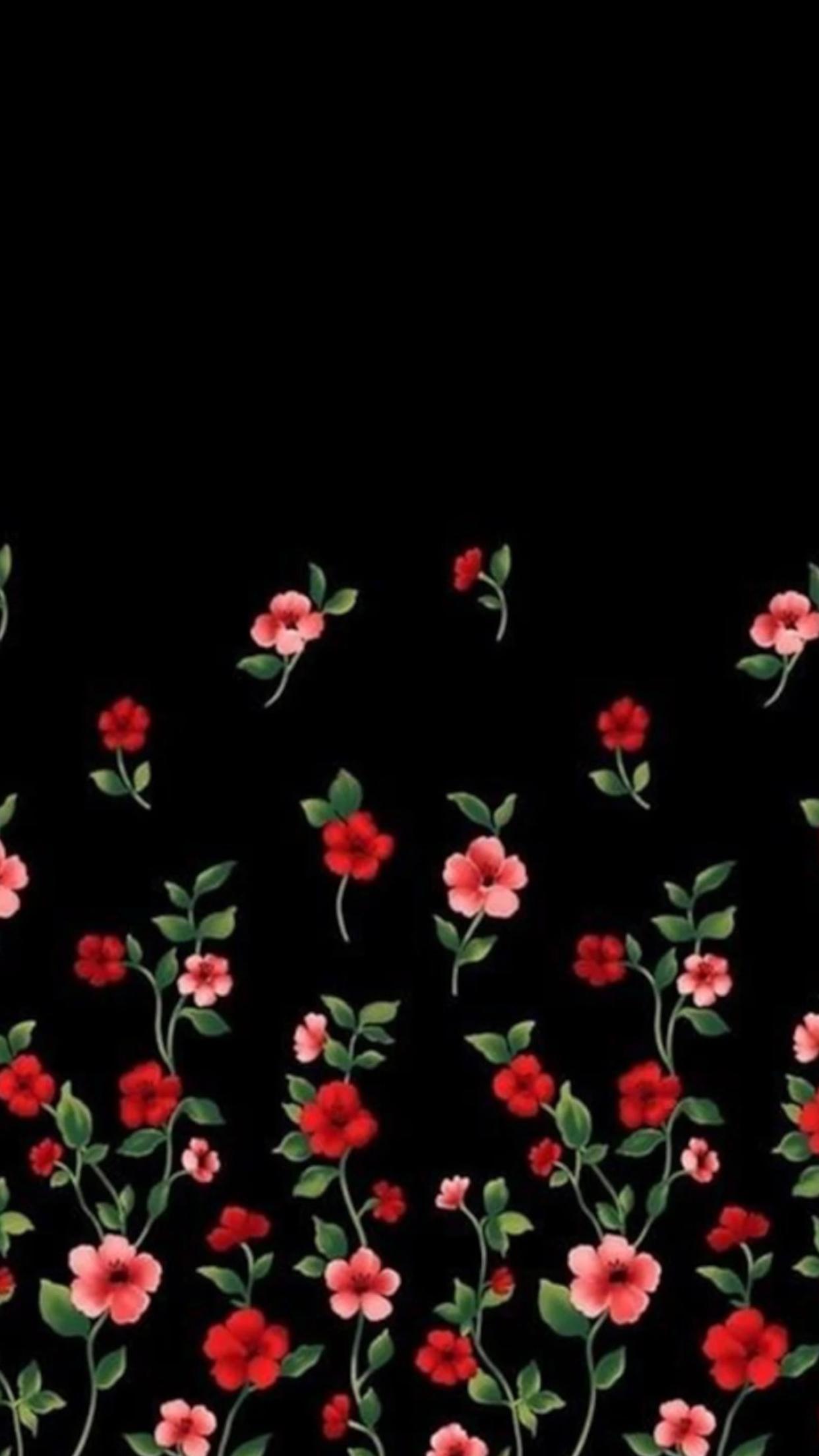 Flower wallpaper Papeis de parede para iphone, Planos de
