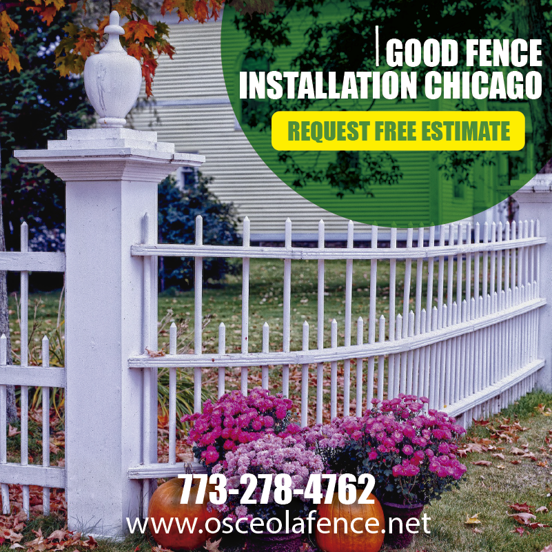 Install Iron Fence And Gate Chicago Iron Fence Installation Fencing Companies