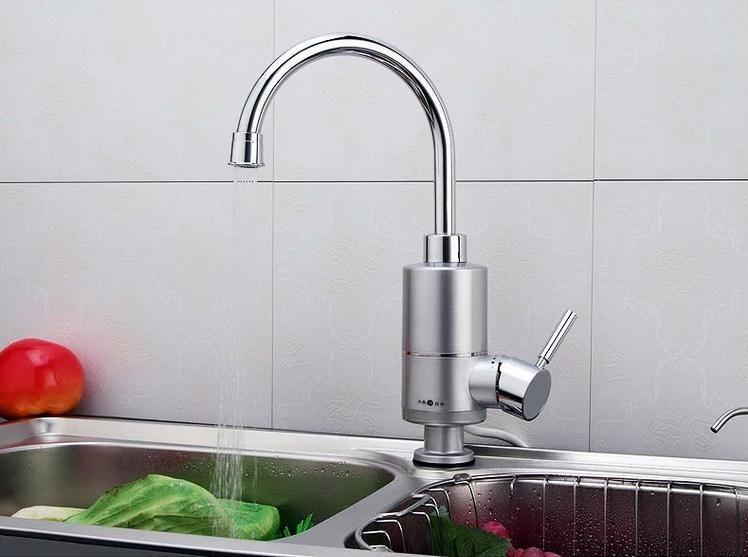 multi fonction 3000 w sans réservoir chaude électrique robinet ... - Robinet Eau Bouillante Instantanee