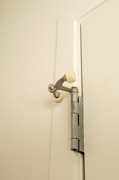 How To Install Hinge Pin Door Stops Doors Door Stops Door Installation