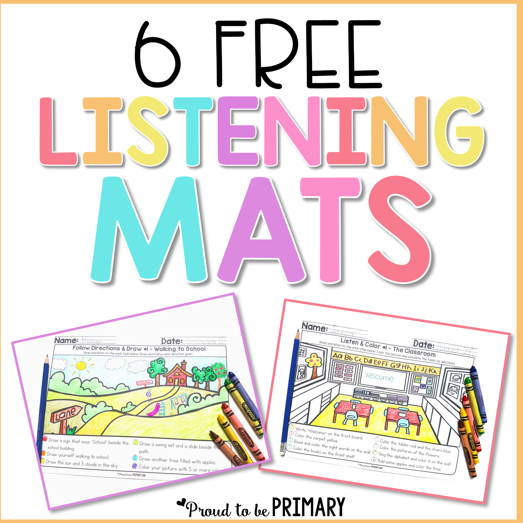 Listening Activities To Get Your Students Back Into An