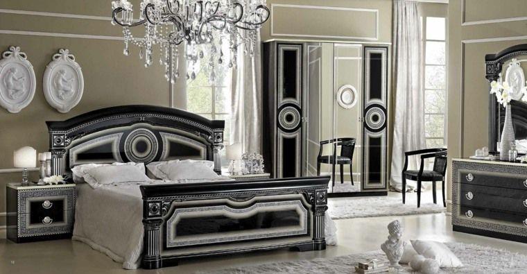 Meuble Versace Et Accessoires De La Marque Pour La Maison Italian Bedroom Sets Classic Bedroom Home Decor Bedroom