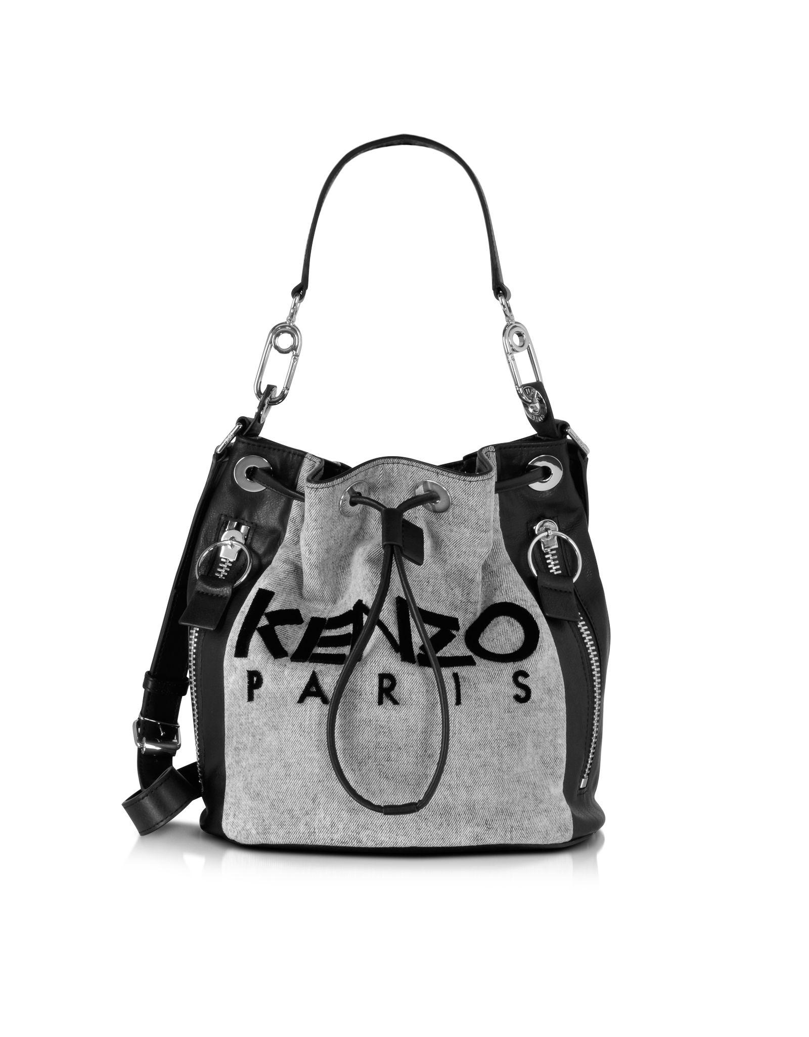 f1245288d8 Kenzo Kanvas Bucket Bag | KENZO | Bags, Bucket Bag, Kenzo