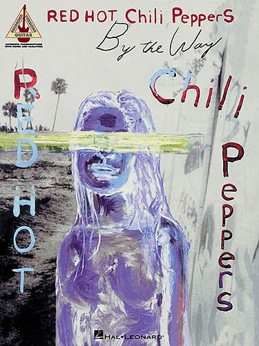 Red Hot Chili Pepperst By the Way Album Alternative Rock Funk POSTER wall art