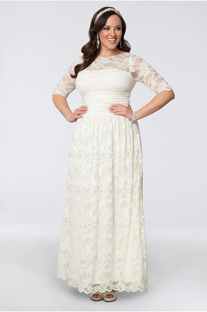 Plus Size Wedding Dresses & Bridal Gowns | David\'s Bridal ...