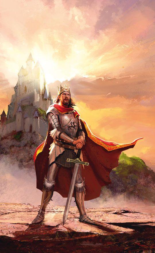 Arthur Pendragon By Miguelcoimbra On Deviantart King Arthur S