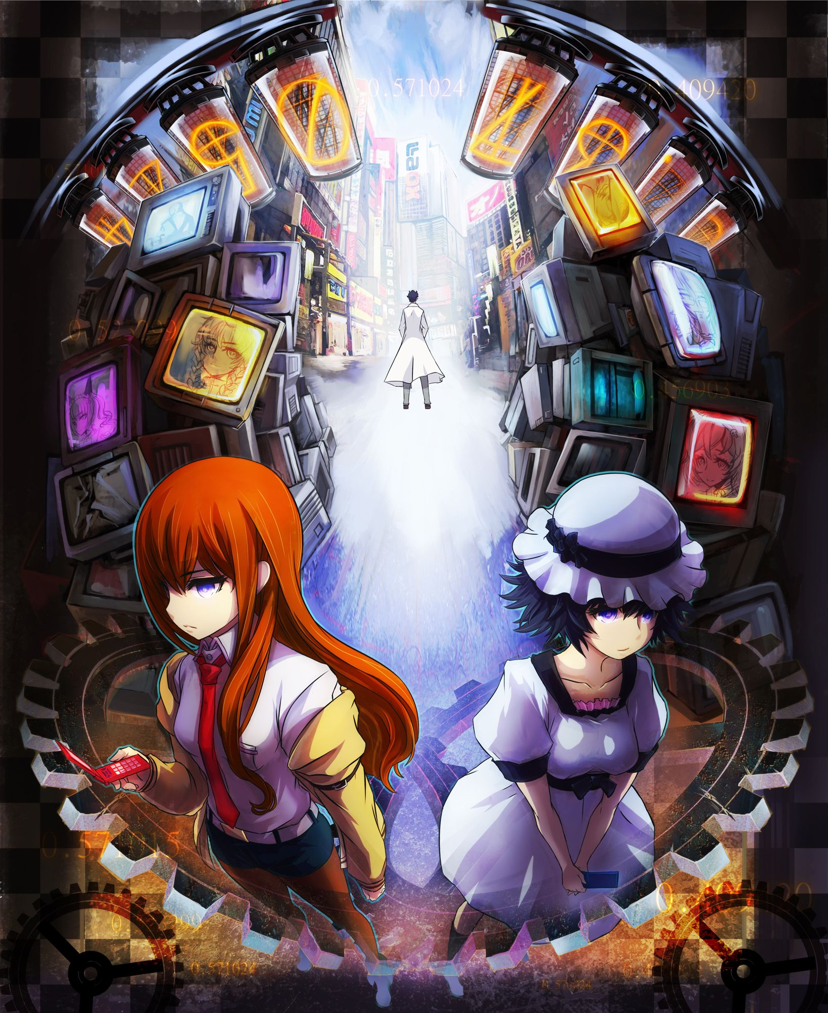 Pin by Entity002 on Steins;Gate Specifically Anime