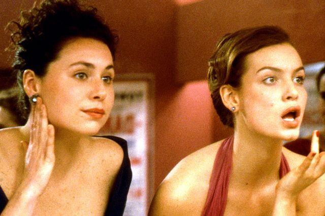 Circle of Friends (1995)  Maeve Binchy's coming-of-age novel paired Minnie Driver and a brogue-affecting Chris O'Donnell as budding couple Benny and Jack. An affecting tale of first love, complicated friendships, and fighting the sexual mores of 1950s Ireland.