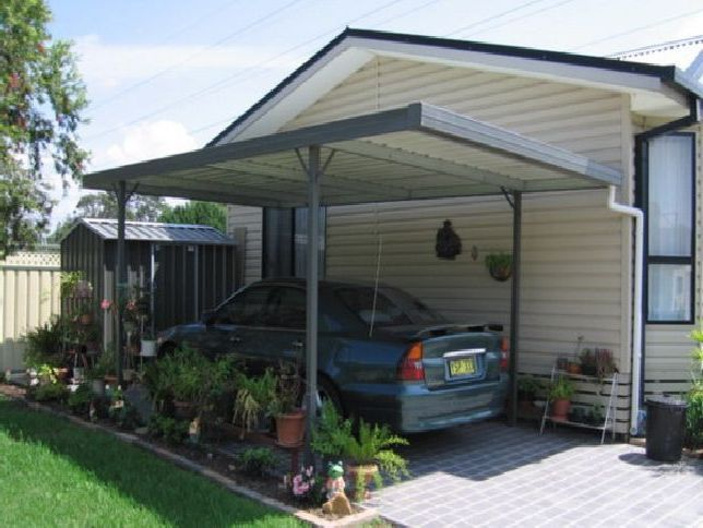 Homes With Carports Ideas in 2019 | Carport designs ...