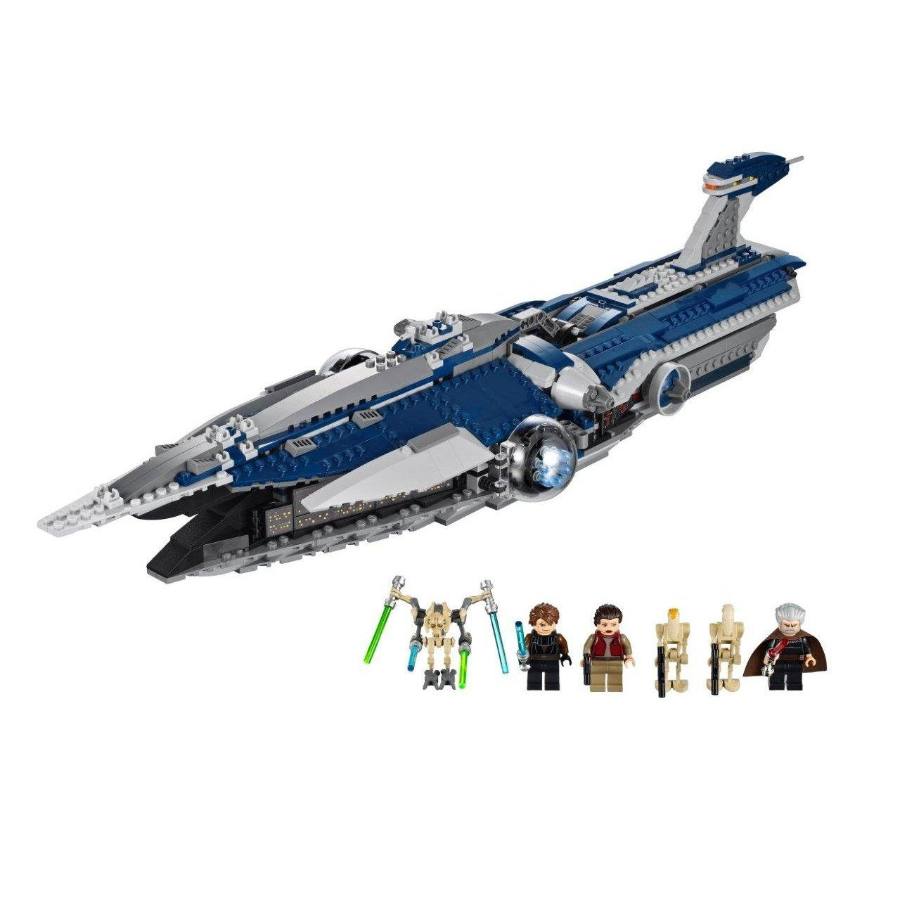 lego star wars sets home malevolence 9515 lego star wars malevolence set picture - Lego Star Wars Vaisseau Clone