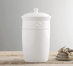 Cambria Pet Food Canister Pet Accessories Food Animals Puppy