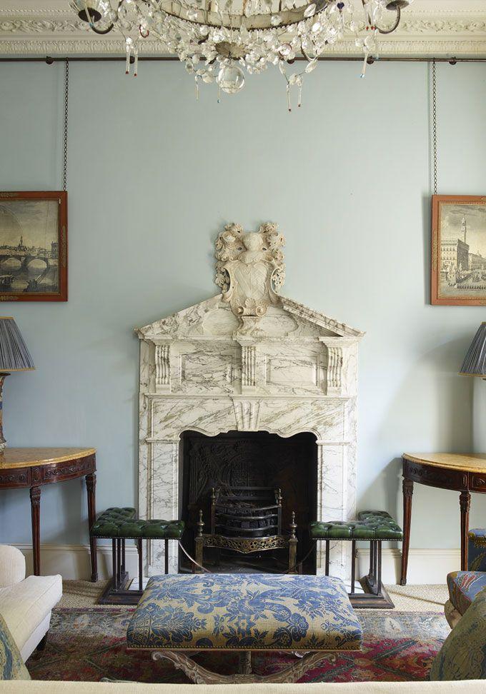 Pimlico Interior Design Robert Kime Uniquely Among