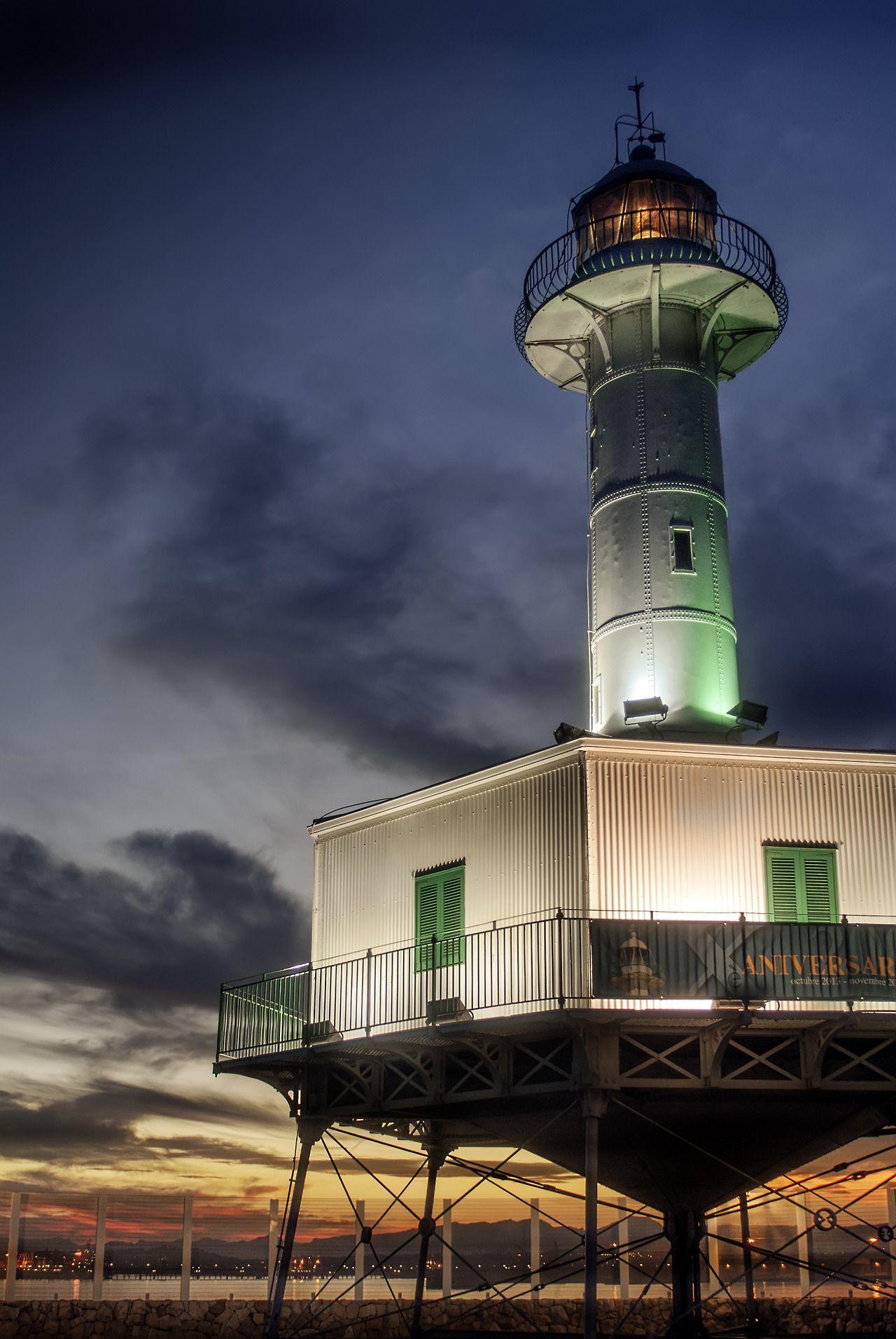 The Old Lighthouse Photo By Juan Manuel Saenz De Santa Mar A