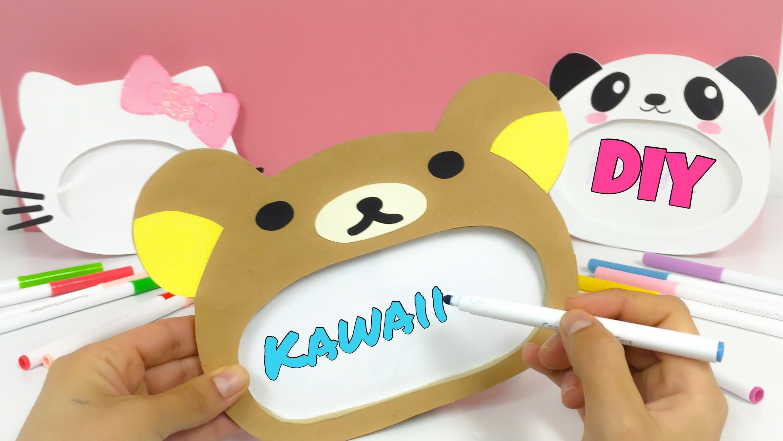 Manualidades KAWAII-Como hacer Rilakkuma,Hello Kitty,Panda KAWAII - http://cryptblizz.com/como-se-hace/manualidades-kawaii-como-hacer-rilakkumahello-kittypanda-kawaii/