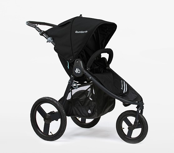 Bumbleride Speed Stroller Running with stroller, Jogging