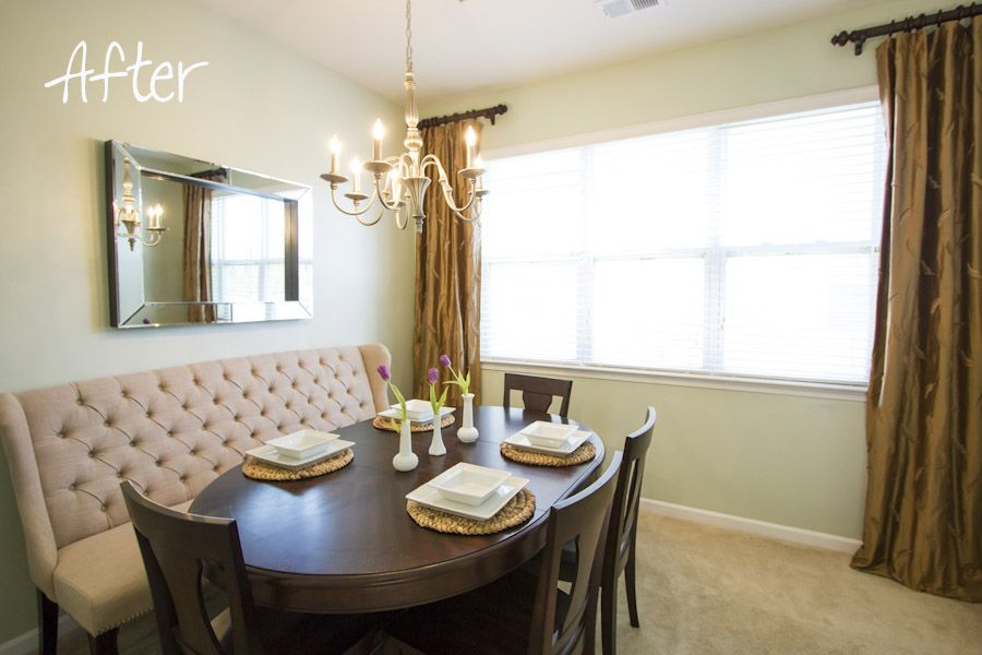 Image result for settees for dining room | Condo Living | Pinterest ...