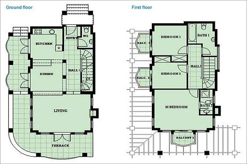 Dalyan Onyx Villa Floor Plan Turkey Floor Plans How To Plan House Plans