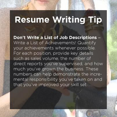 Resume-Writing-Tips--Writing-a-List-of-Achievementsjpg CV - resume achievements
