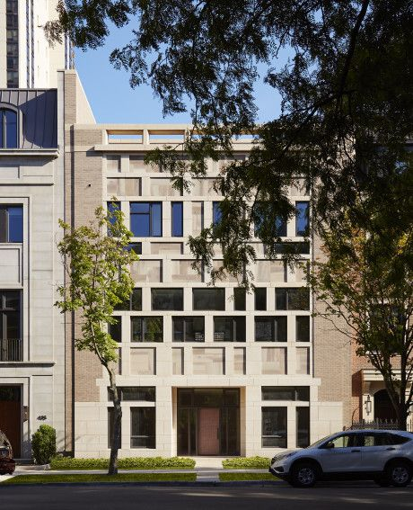 Lincoln Park House   Architect Magazine   HBRA Architects, Chicago, IL, Single Family, New Construction, Residential Projects, Illinois, Chicago-Joliet-Naperville, IL-IN-WI