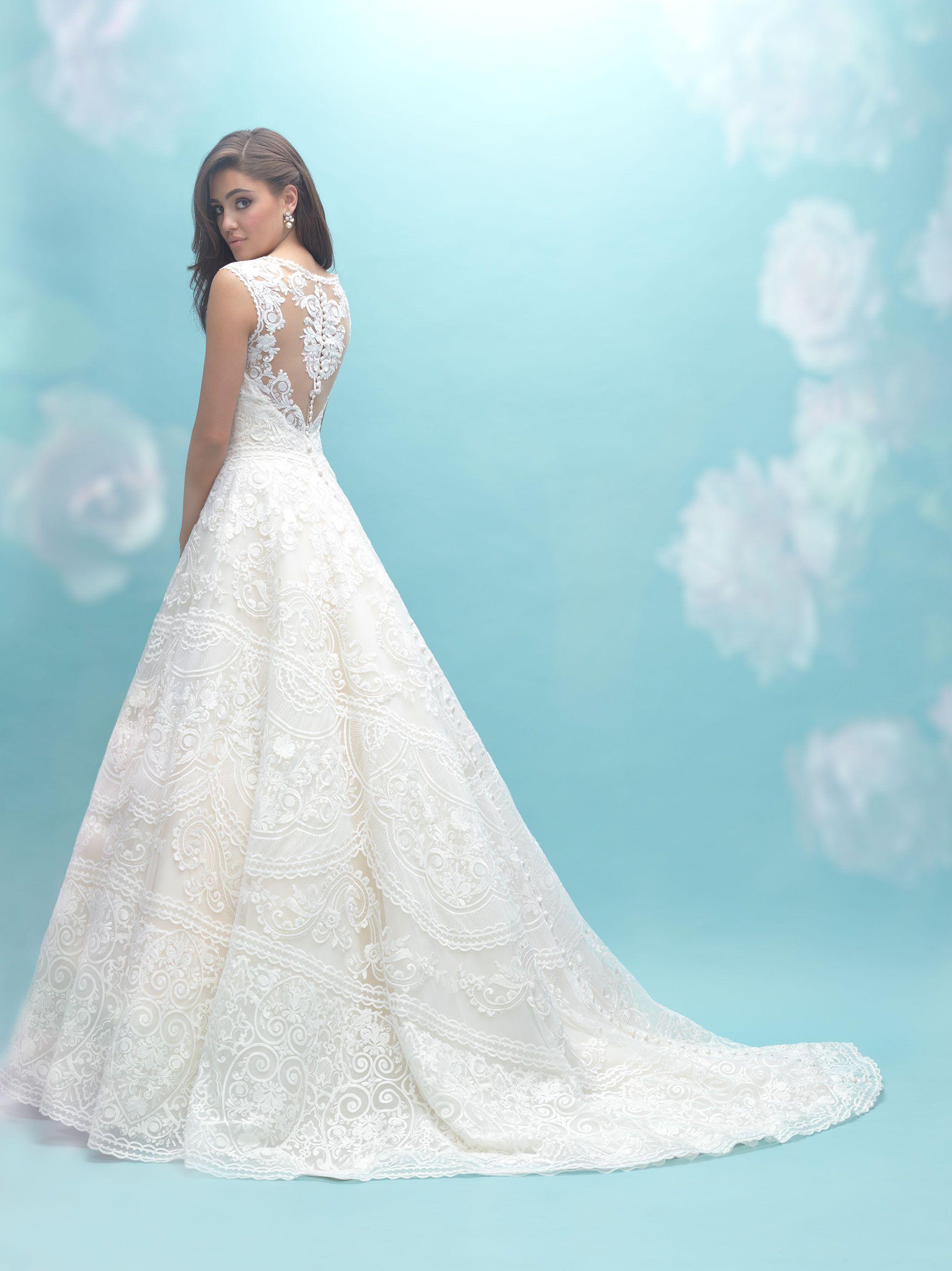 Allure Bridals 9457 --- New York Bride & Groom {Charlotte NC ...