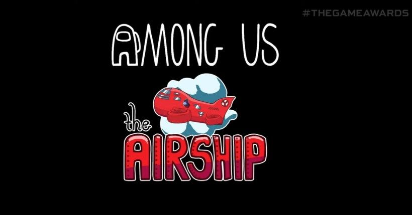 There Is A New Airship Map Coming To Among Us In 2021 Airship Map Ship Map