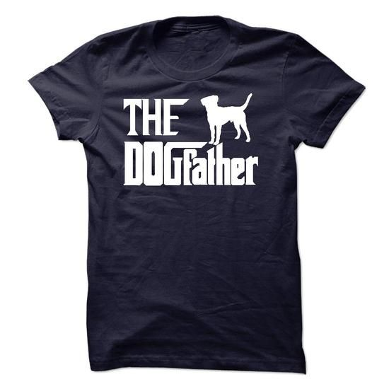 Awesome Tee The Dog Father T-Shirts
