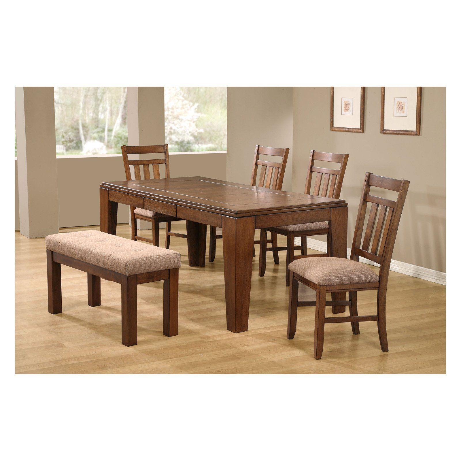 36 Inch Wide Ext Have To Have It Hazelton Oak Veneer Rectangular Dining Table 384 98 Rectangular Dining Table Dining Table Dining