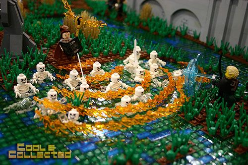 Lego skeleton summoning   Lego   Pinterest   Summoning, Lego and ...