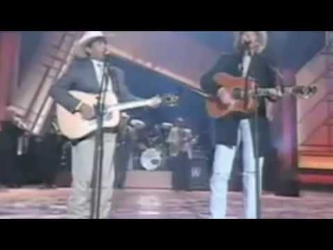 George Strait Alan Jackson Designated Drinker Video With
